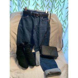Highwaisted Wrangler Mom Jeans